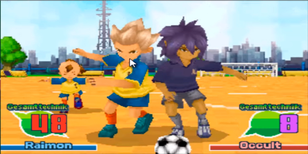 Inazuma-Eleven-Nintendo-DS-juego