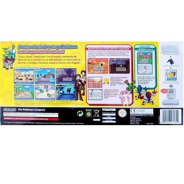 Pokemon-Aventura-Teclas-reverso-Nintendo-ds