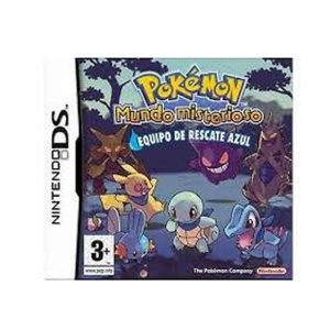 Pokemon-Mundo-Misterioso-Equipo-Rescate-Azul-Nintendo-DS
