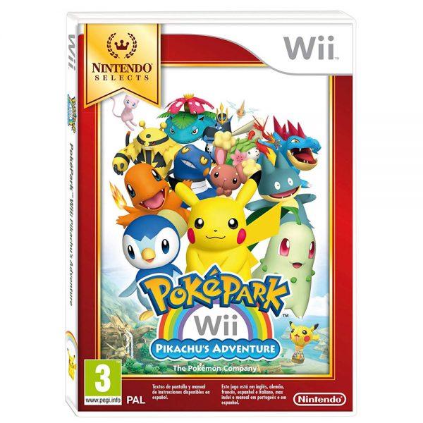 PokePark Aventura de Picachu Nintendo Wii