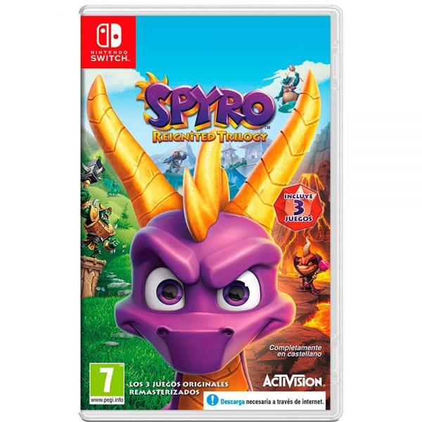 Spyro-Reignited-Trilogy-Nintendo-Switch