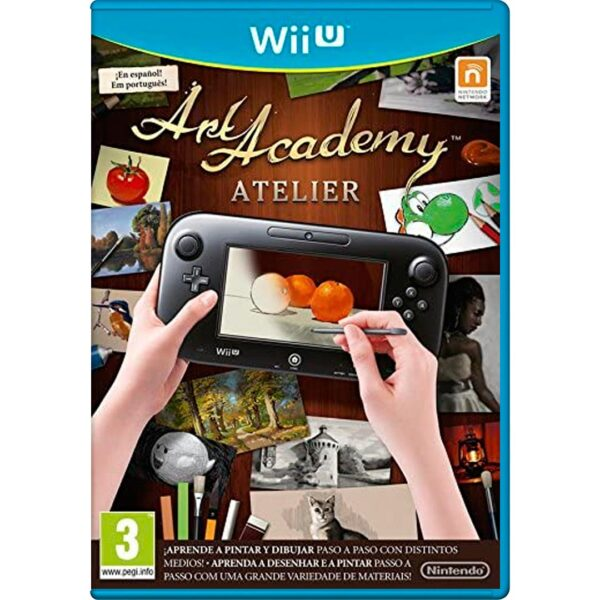 Art-Academy-Atelier-Wii-U