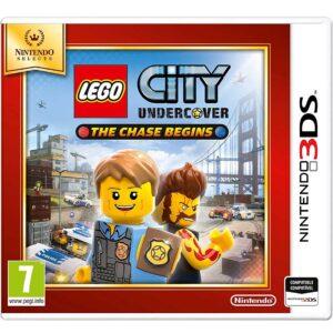 LEGO City: Undercover Nintendo 3ds (Nintendo Selects)