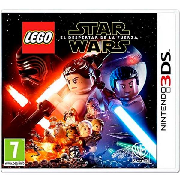 LEGO Star Wars: El Despertar De La Fuerza Nintendo 3ds