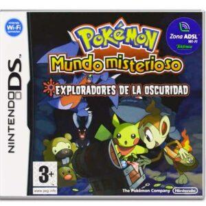 Pokemon Mundo Misterioso: Exploradores De La Oscuridad Nintendo ds