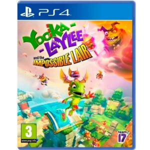 Yooka-Laylee: The Impossible Lair PS4